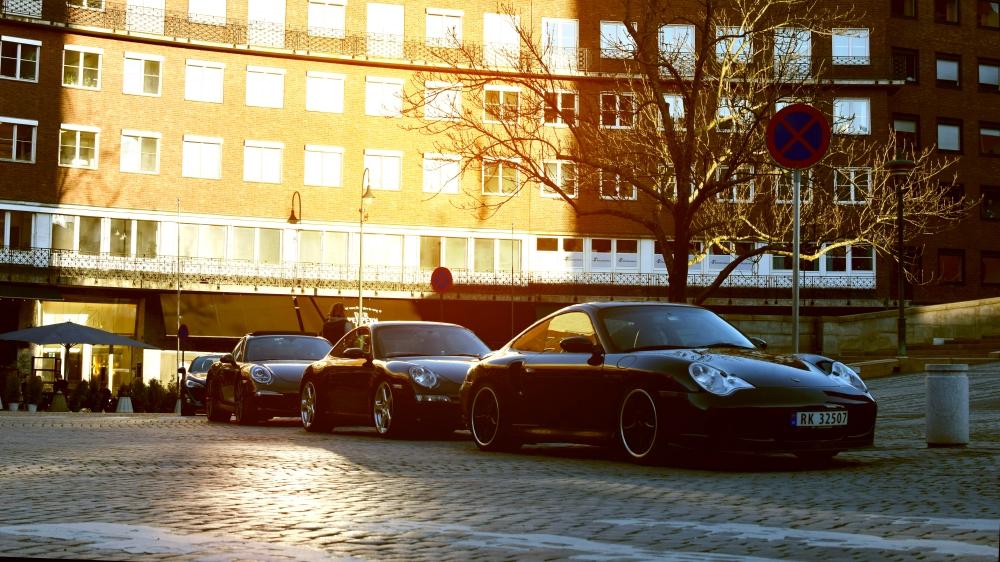 Porsche Stortinget